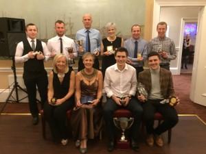 Annual Award Winners 2015
