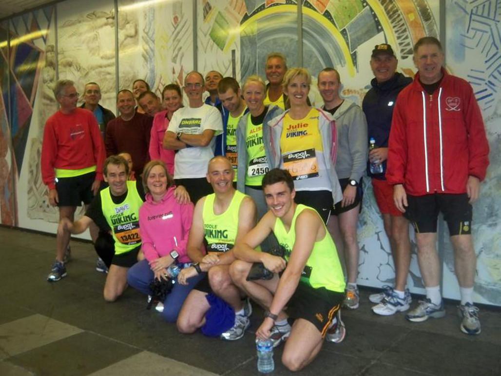 Goole Viking Striders Running Club